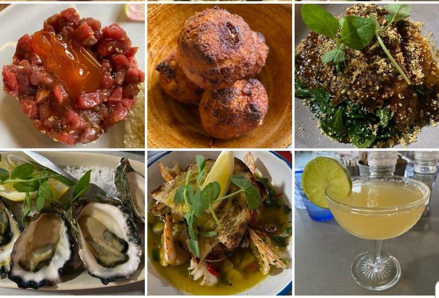 6 singaporean dishes