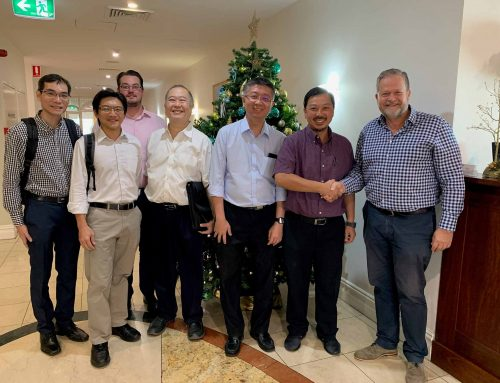 Collaborations with the Rehabilitation Research Institute Singapore