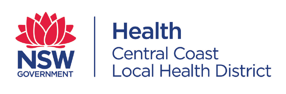 NSW Health - Central Coast Local Health District Logo